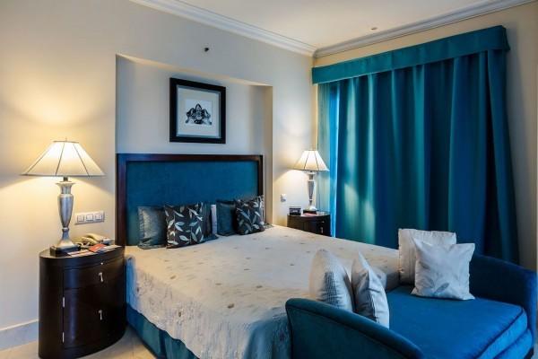 Saratoga Hotel Havana Suite Capitolio Bedroom