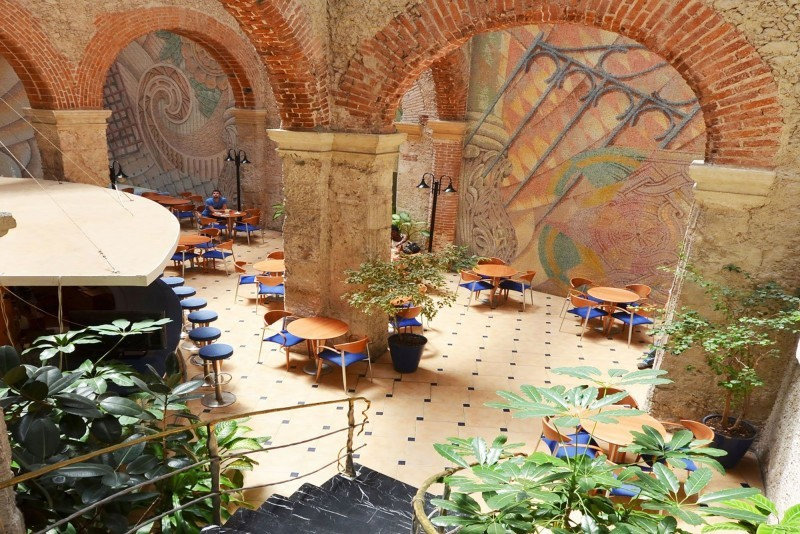Telegrafo Hotel Havana Hotel Bar