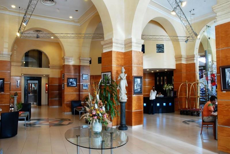 Telegrafo Hotel Havana Hotel Lobby