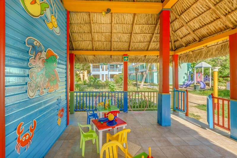 Memories Hotel Trinidad Childrens Outdoor Play Area
