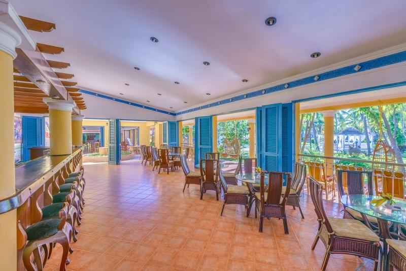 Memories Hotel Trinidad Lobby Bar