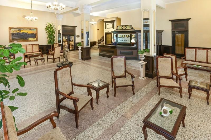 Hotel Gran Camaguey Reception