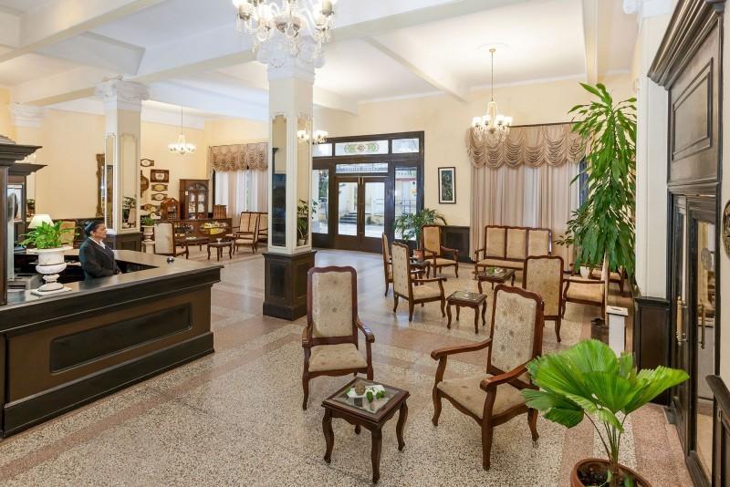Hotel Gran Camaguey Reception View 2