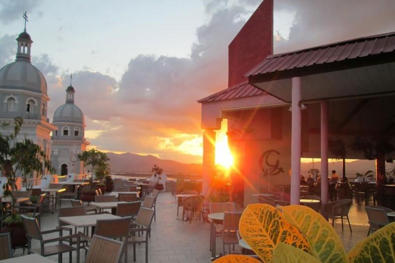 Casa Granda, Santiago de Cuba Rooftop Terrace