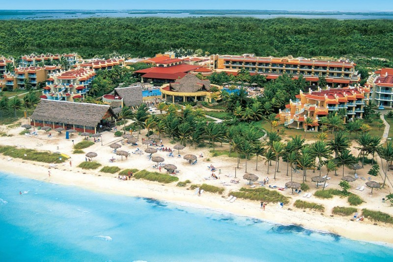 Iberostar Daquiri Cayo Coco & Cayo Guillermo Aerial View of Resort