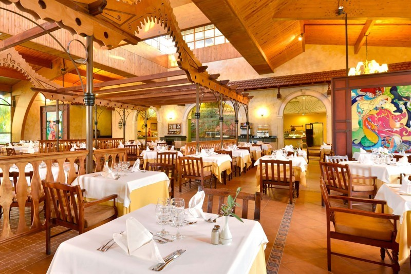 Iberostar Daquiri Cayo Coco & Cayo Guillermo Main Restaurant