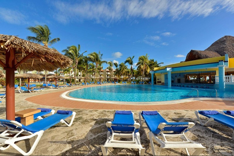 Iberostar Daquiri Cayo Coco & Cayo Guillermo Pool and Pool Bar
