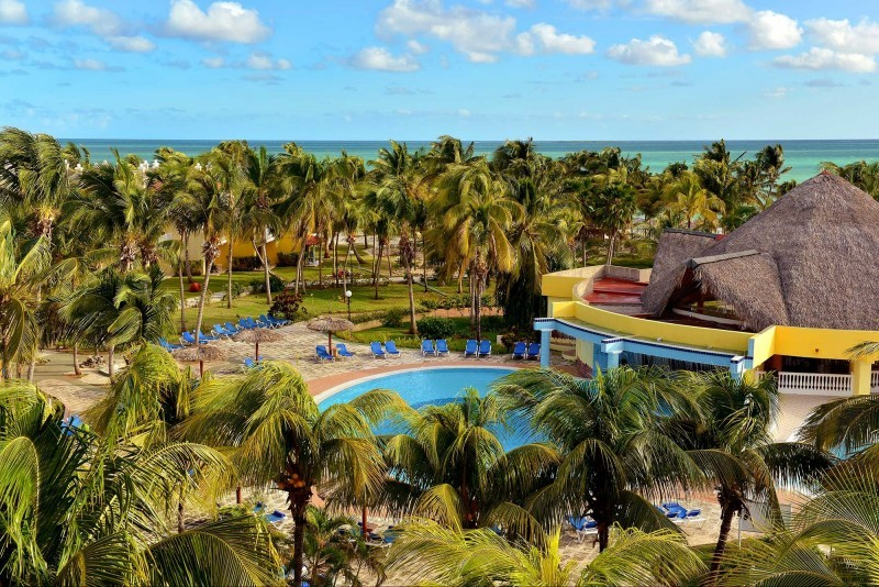 Iberostar Daquiri Cayo Coco & Cayo Guillermo pool view