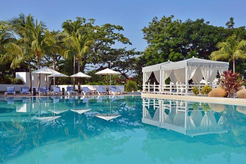 Melia Santiago, Santiago de Cuba Day Pool with Cabanas