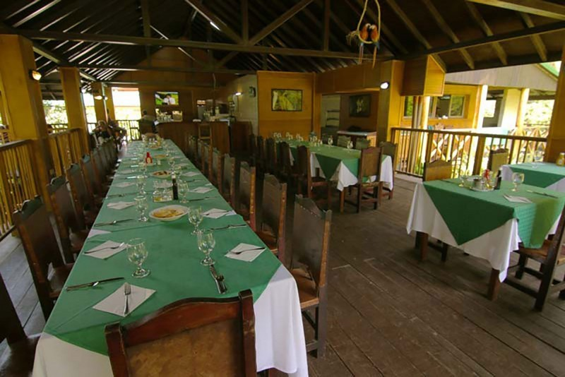 Villa Santo Domingo Restaurant
