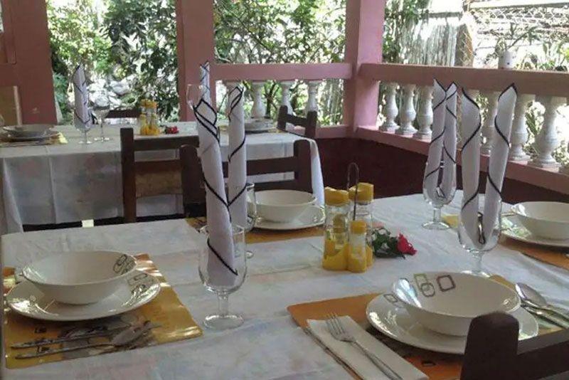 Hospedaje Don Agapito Restaurant
