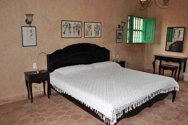 Hostal Lola Trinidad Cuba Bedroom