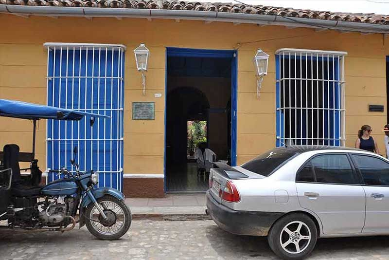 Hostal Lola Trinidad Cuba External View