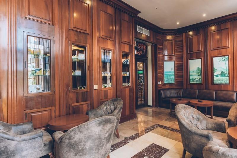 Grand Hotel Trinidad Cigar Bar