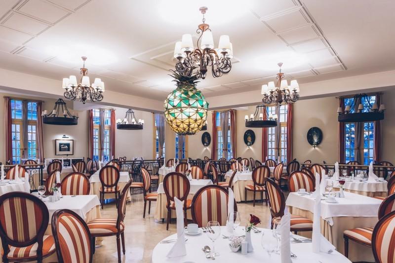 Grand Hotel Trinidad Gourmet Restaurant