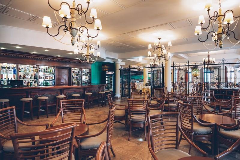 Grand Hotel Trinidad Hotel Bar