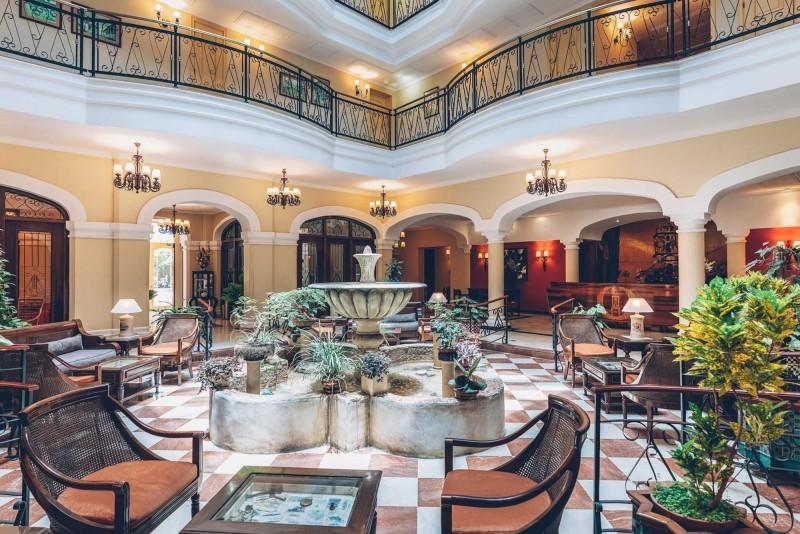 Grand Hotel Trinidad Hotel Lobby