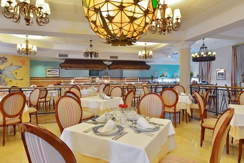Grand Hotel Trinidad Main Restaurant