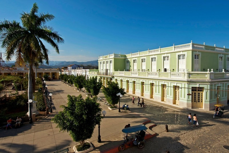 Iberostar Grand Trinidad external view of hotel