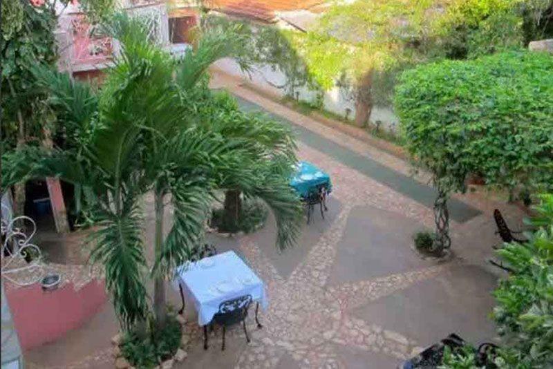 Osmary Alberto Trinidad Cuba Garden
