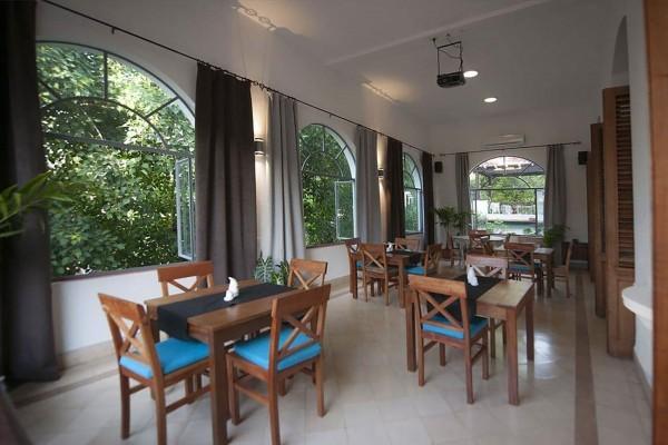 Arte Hotel Calle 2 terrace