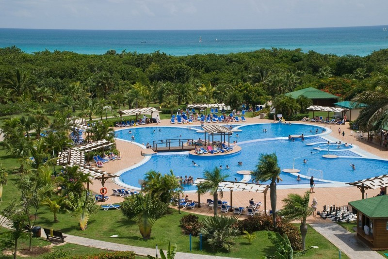 Blau Hotel Varadero pool view