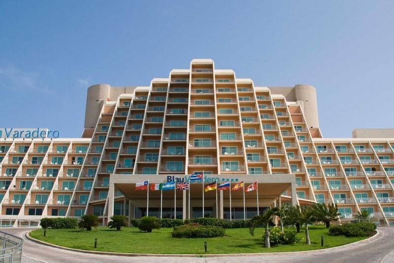 Blau Varadero External View Of Hotel