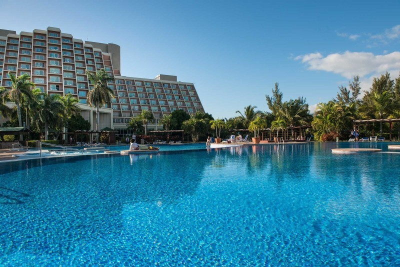 Swimming Pool Hotel View