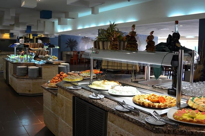 Bravo Club Arenal Buffet Restaurant