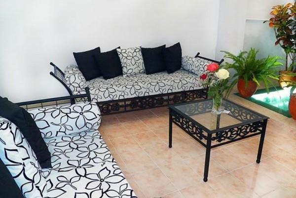 Casa Buenos Aires Havana general seating area