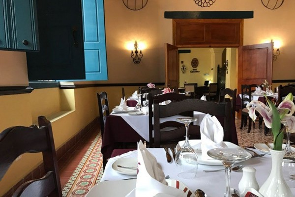 Hotel Caballeriza Restaurant