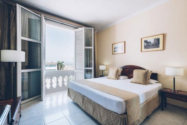 Casa Granda, Santiago de Cuba Junior Suite Bedroom
