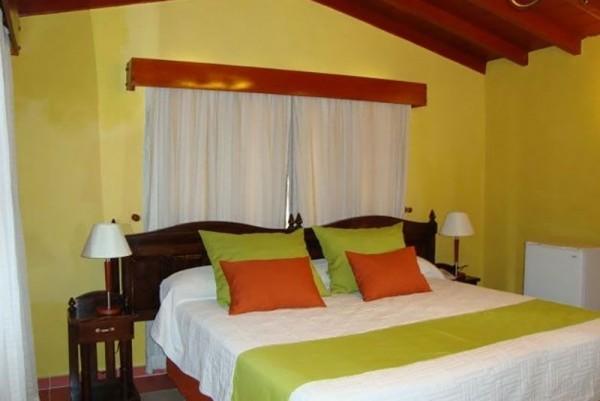 Castillo De Las Nubes Bedroom