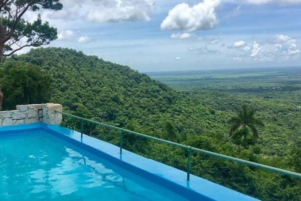 Castillo De Las Nubes Swimming Pool