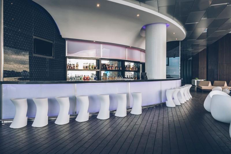 Grand Packard Hotel Havana Pool Terrace Bar