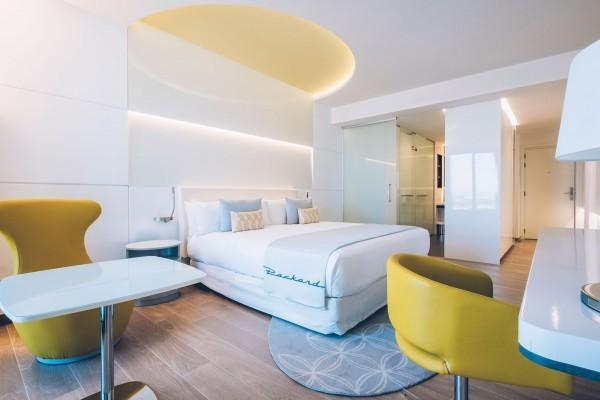 Grand Packard Hotel Havana Star Prestige Deluxe Room Bedroom