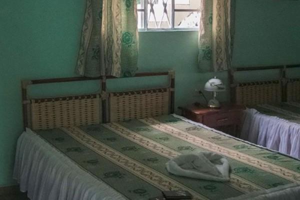 Hospedaje Don Agapito Bedroom