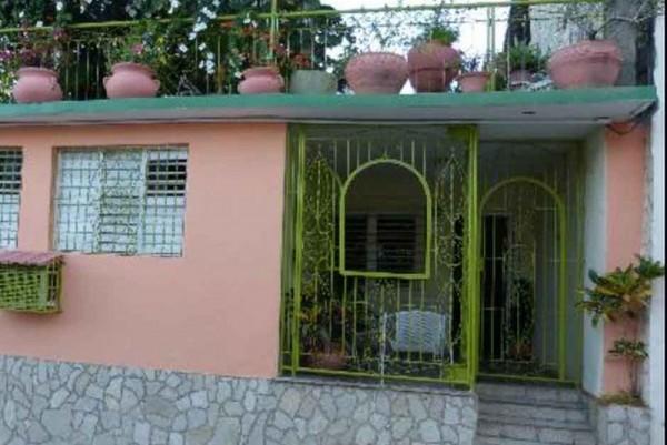 Hostal Jardin Santiago de Cuba Casa Entrance