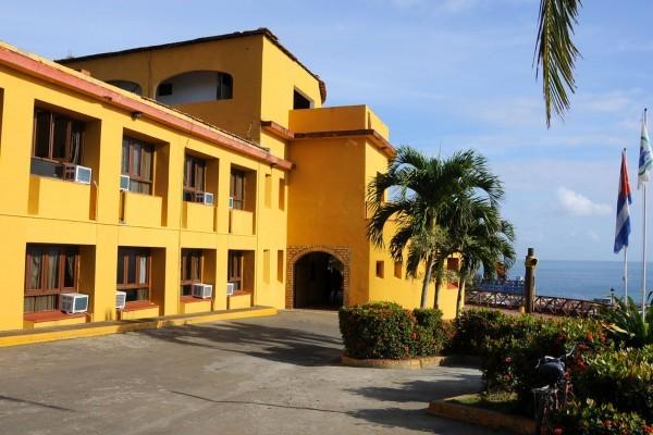 Hotel El Castillo External View