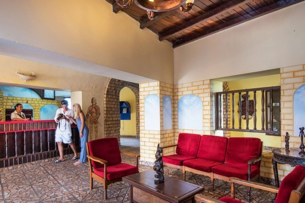 Hotel El Castillo Hotel Reception