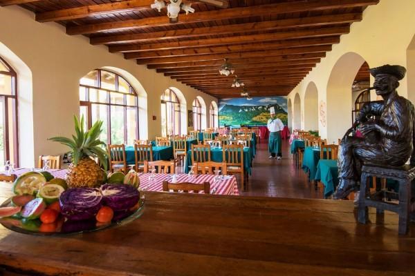 Hotel El Castillo Restaurant Duaba