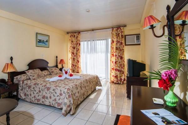 Hotel El Castillo Standard Bedroom