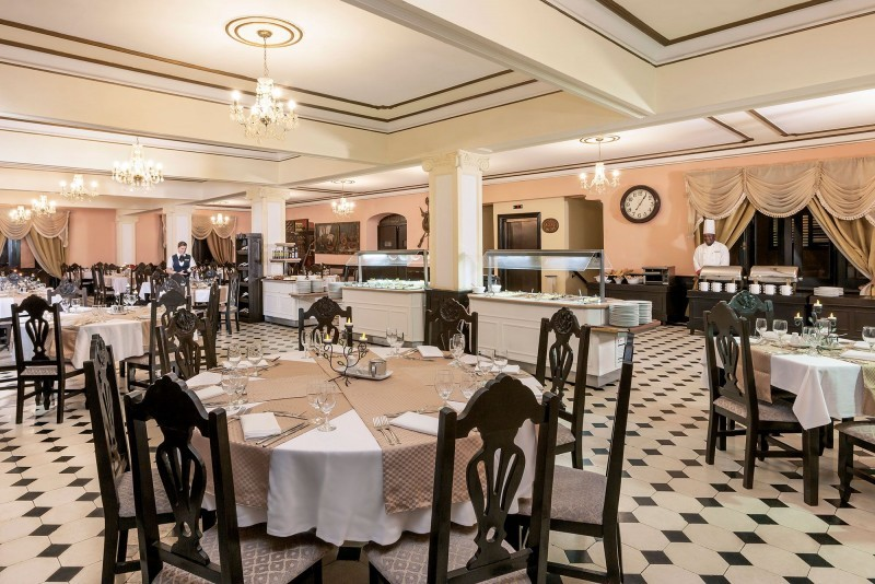 Hotel Gran Camaguey Caribe Lounge