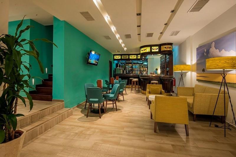 Hotel Victoria Havana hotel bar
