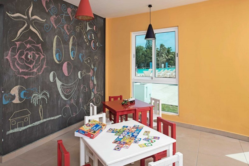 Iberostar Bella Vista Childrens Indoor Play Area