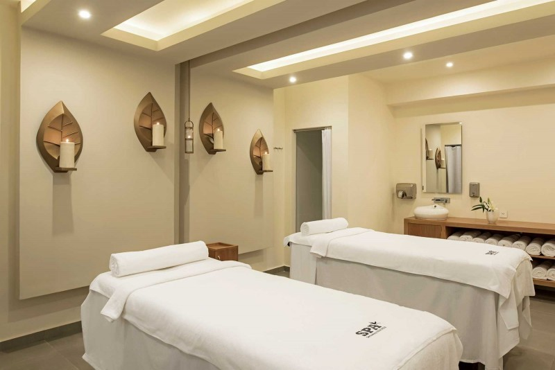 Iberostar Bella Vista Spa Massage Beds