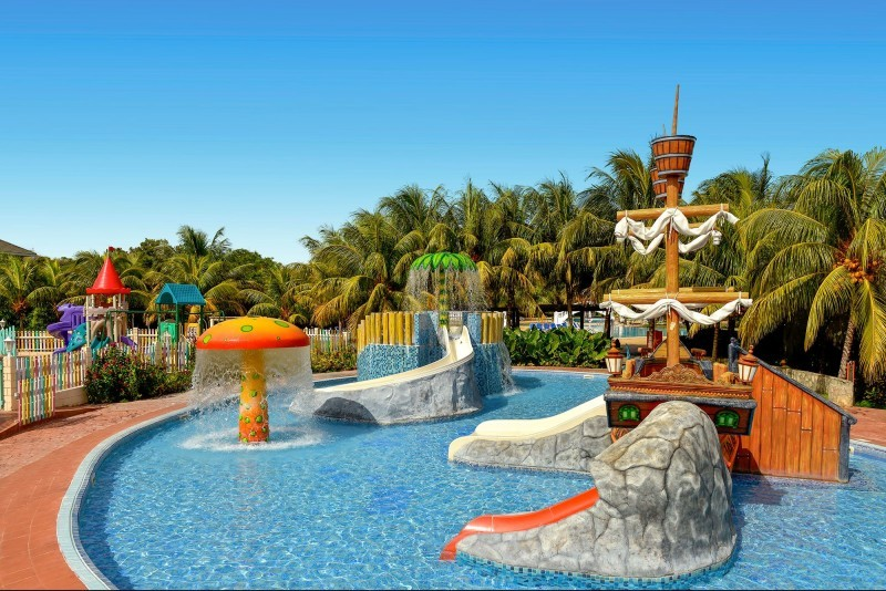 Iberostar Ensenachos Childrens Play Pool