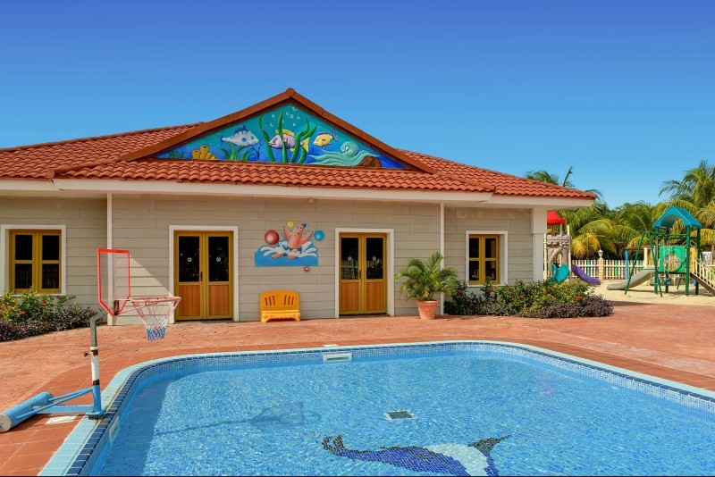Iberostar Ensenachos Childrens Swimming Pool