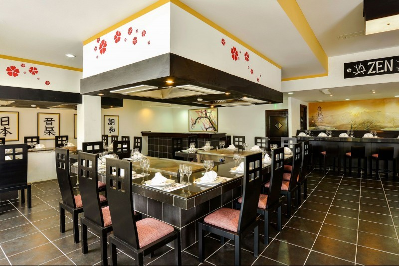 Iberostar Ensenachos Japanese Restaurant