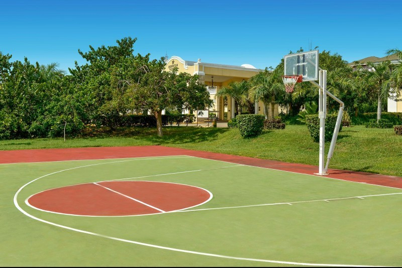 Iberostar Ensenachos Outdoor Sports Area